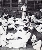 Mas Oyama's first real dojo